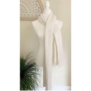 New UGG Australia Textured Cardi Scarf knit